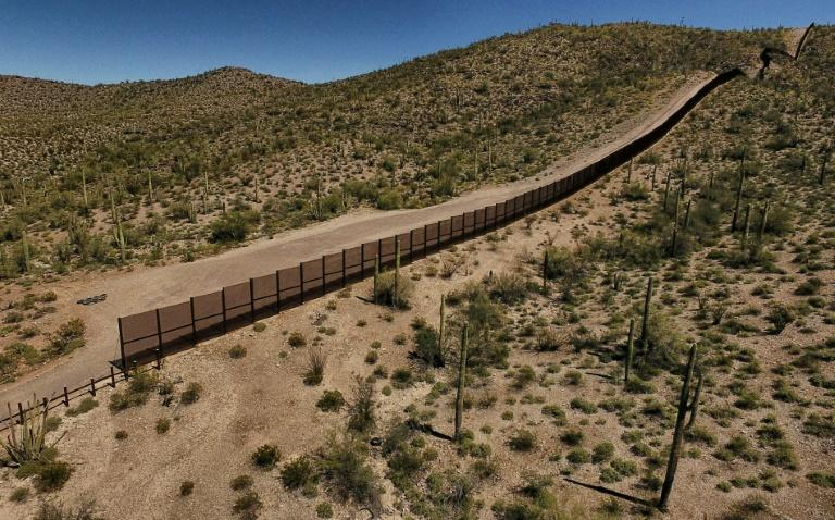 President Donald Trump's plan for a wall along the entire 2,000-mile US-Mexico border includes strategically erected wall sections interspersed with stretches of technology-dependent surveillance