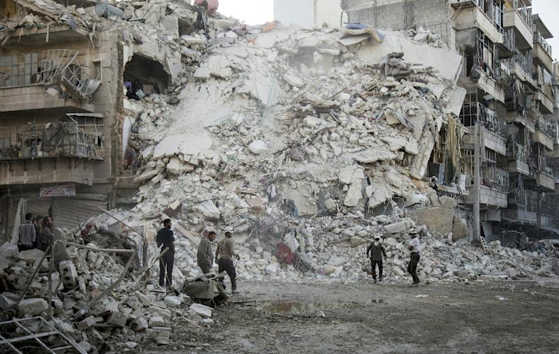 Aleppo has been hit by some of the worst violence in Syria's five-year conflict