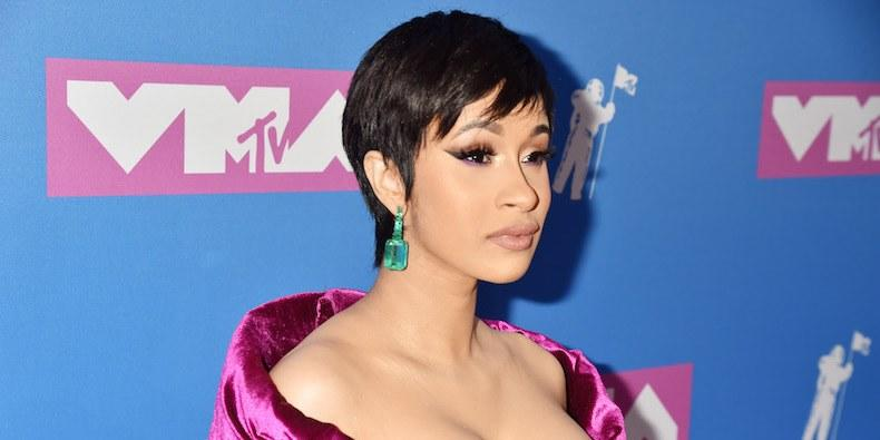 Cardi B Apologizes To Martin Luther Kings Family Over Real