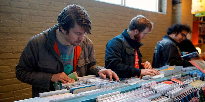 Record Store Day Black Friday 2019 Full List of Releases Announced