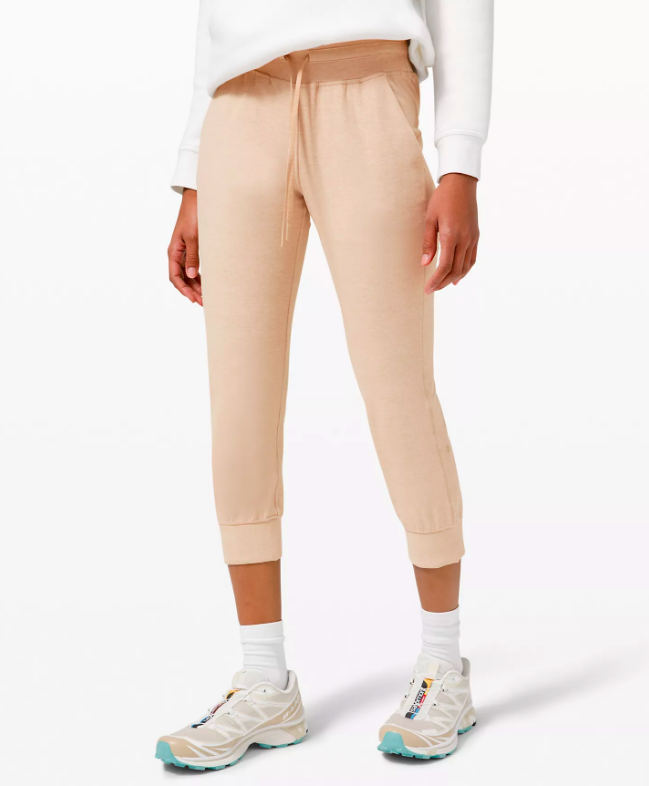Ready to Rulu Jogger Crop (Photo via Lululemon)