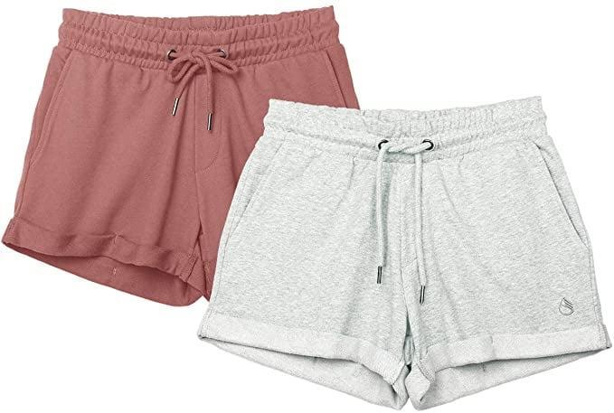 <p>We can't wait to try these <span>Icyzone Workout Lounge Shorts </span> ($25 for two).</p>