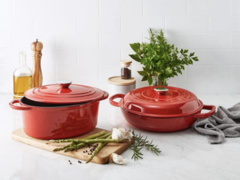 Dutch ovens are one of the 33 products in Coles' Best Buys program.