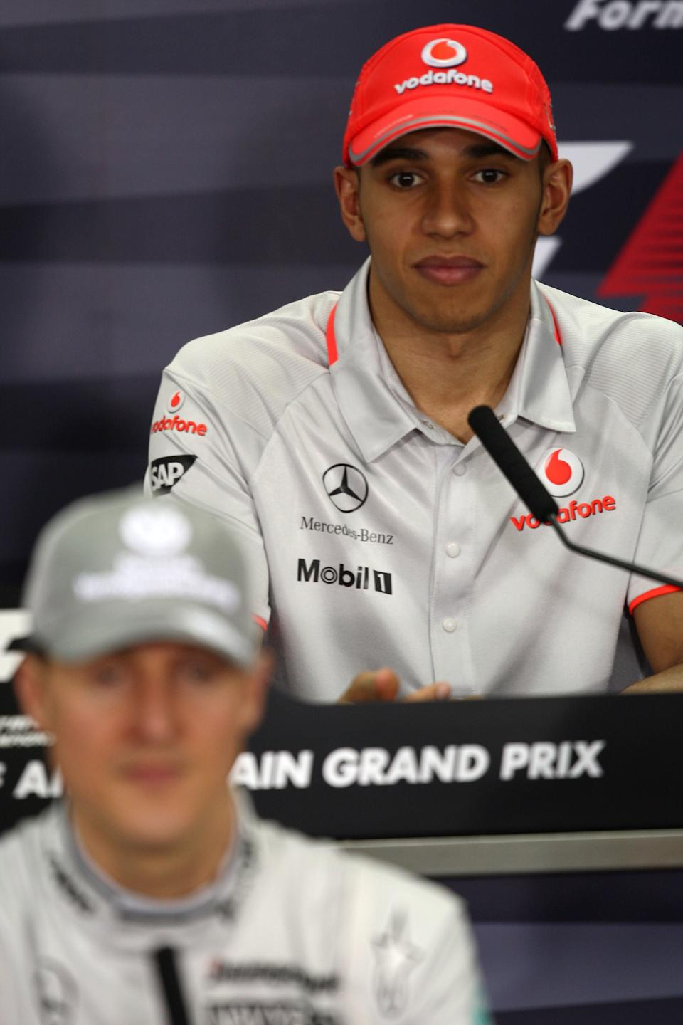 Hamilton's potential was clear, but not even he believed he would beat Schumacher's recordPA