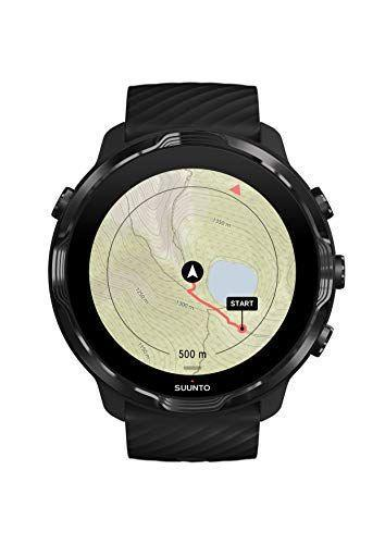 """<p><strong>SUUNTO</strong></p><p>amazon.com</p><p><strong>499.99</strong></p><p><a href=""""https://www.amazon.com/dp/B083W261HW?tag=syn-yahoo-20&ascsubtag=%5Bartid%7C2139.g.33482000%5Bsrc%7Cyahoo-us"""" rel=""""nofollow noopener"""" target=""""_blank"""" data-ylk=""""slk:BUY IT HERE"""" class=""""link rapid-noclick-resp"""">BUY IT HERE</a></p><p>The Suunto 7 is rugged and made to perform. Track your heart rate, discover offline heatmaps, and challenge yourself with over 70 sport modes. Expect battery life that can last with up to 18 hours of device use and up to four hours of outdoor workouts. Sleek but built to last, the shock and waterproof Gorilla glass watch face eliminates dirt and scratches, while its stainless steel bezel adds a handsome, durable touch. Sending text messages is easy via voice, keyboard, or pre-written options. The Suunto 7 is compatible with Android and iOS phones.</p>"""