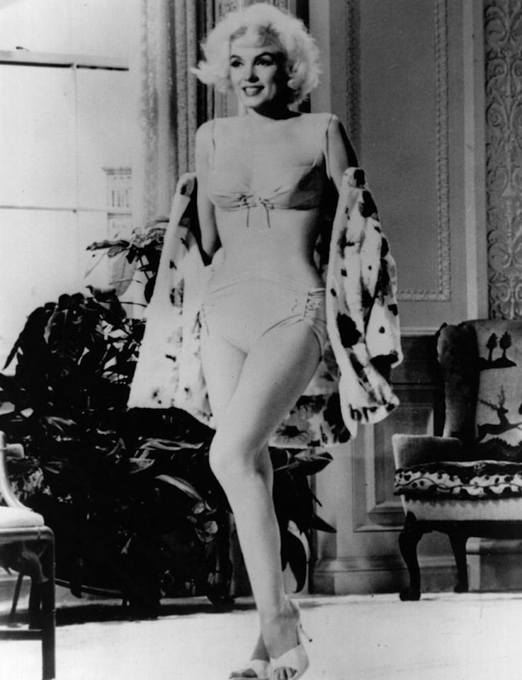 <p>The actress was cast as Ellen Arden in the film <em>Something's Got To Give </em>and<em></em> production on the film was slated to begin on April 22, 1962. However, because of the chronic sinus issues Monroe was plagued with, she called out sick for the first few days of the shoot. She took a leave of absence for a week in the middle of May. </p>