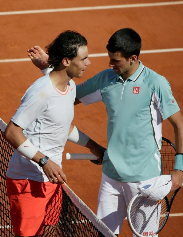Another epic: Nadal beats Djokovic in the Roland Garros semi-finals in 2013