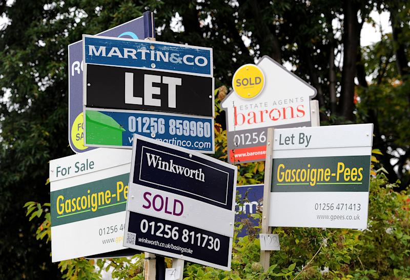 United Kingdom  house prices edged up in July - RICS survey