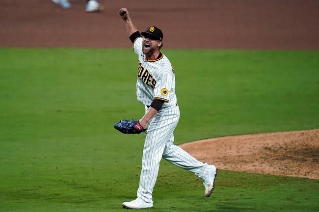 9 Padres pitchers blank Cardinals 4-0 in Game 3, reach NLDS