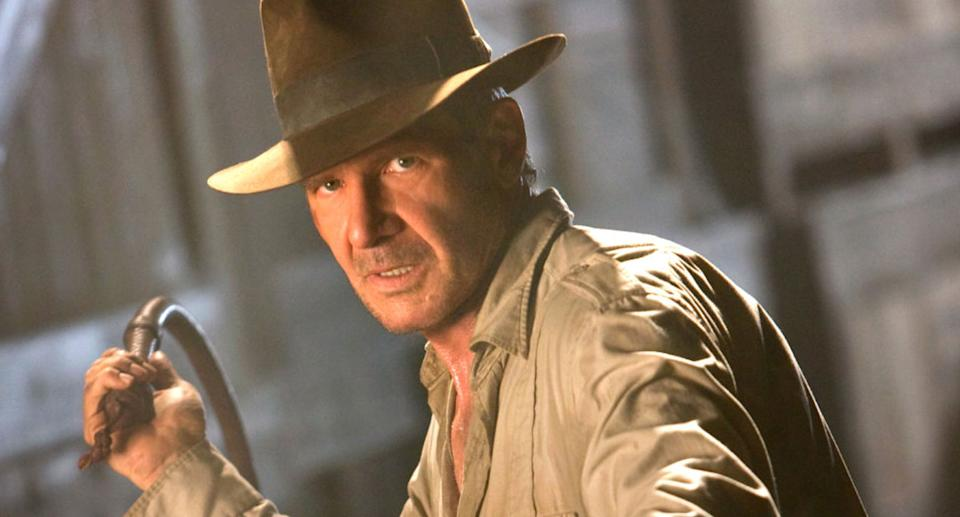 Harrison Ford in Indiana Jones and the Kingdom of the Crystal Skull (Paramount)