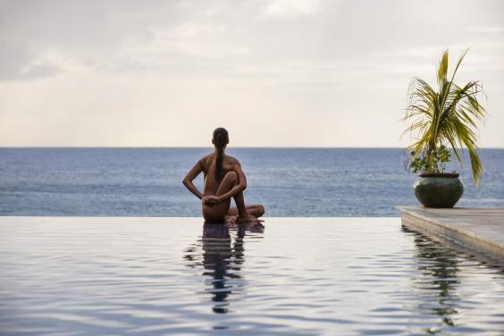 Get a solo sweat on in St Lucia (BodyHoliday)
