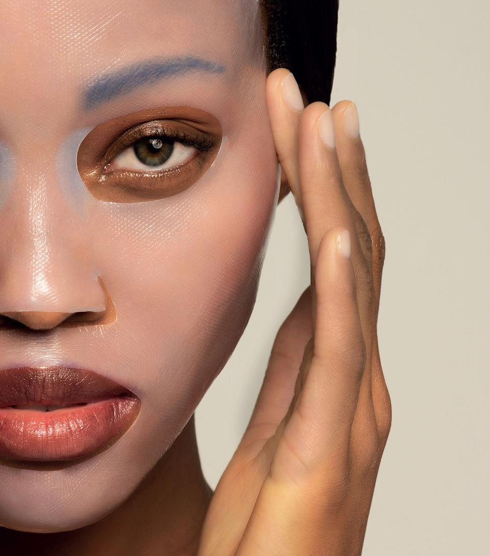 The new and updated Bio Cellulose Mask. (111Skin)