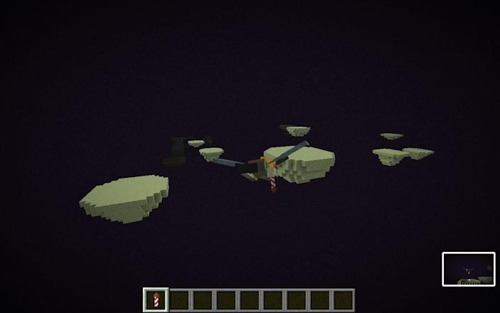 11   how to fly in minecraft