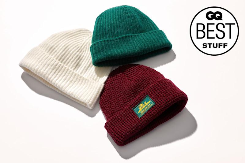 The Best Beanies Are the Cherry on Top of Your Cold-Weather Fits