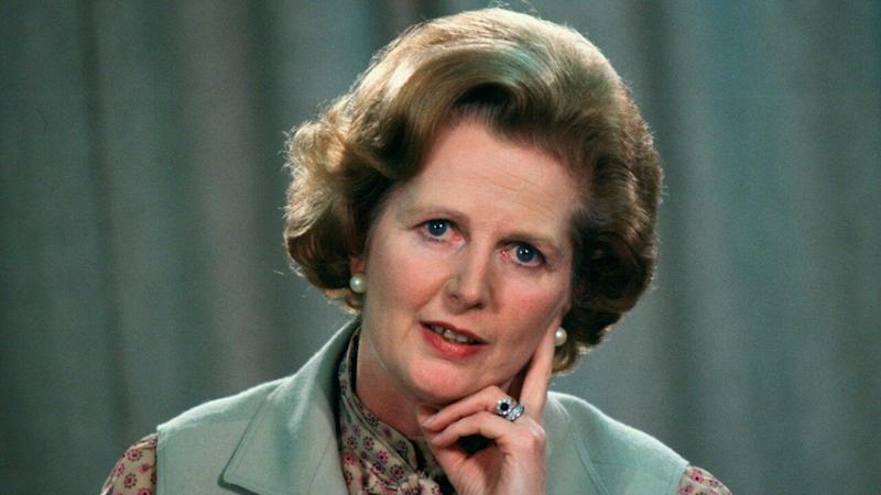 'The Crown' Has Found Its Margaret Thatcher