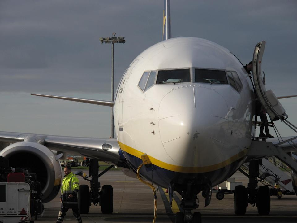 Hard times: Ryanair and all other European airlines have seen demand collapse during the coronavirus pandemic (Simon Calder)