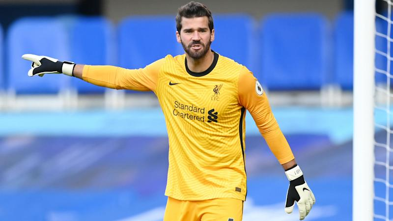 Liverpool on 'right path' again following Chelsea win - Alisson