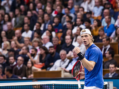 Stockholm Open 2019: Denis Shapovalov serves a reminder that he's still among NextGen's brightest stars with title