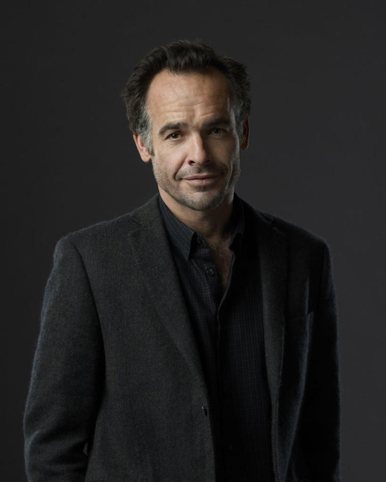 """Paul Blackthorne as Detective Lance in """"Arrow"""" on The CW."""