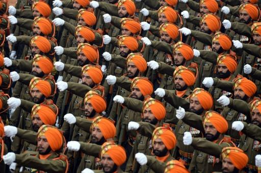 Indian troop withdrawal 'precondition' for peace: China