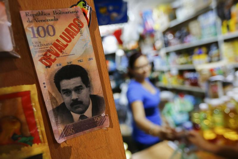 Venezuela Only Has $10 Billion Left In Its Foreign Reserve