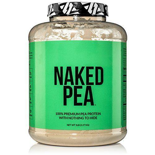 "<p><strong>NAKED Nutrition</strong></p><p>amazon.com</p><p><strong>$54.99</strong></p><p><a href=""https://www.amazon.com/dp/B00NBIUGA2?tag=syn-yahoo-20&ascsubtag=%5Bartid%7C2141.g.27044014%5Bsrc%7Cyahoo-us"" rel=""nofollow noopener"" target=""_blank"" data-ylk=""slk:SHOP NOW"" class=""link rapid-noclick-resp"">SHOP NOW</a></p><p>You're getting 100% yellow pea protein with no artificial sweeteners, flavors, or colors in this super-clean vegan protein powder. Two scoops will get you 27 grams of protein and just two grams of carbs, so it's a good choice for people who are following a Paleo or low-carb diet. </p><p><strong>Nutrition info (per 2-scoop serving): </strong>120 calories, 0.5 g fat (0 g saturated fat), 2 g carbs (0 g fiber, 2 g sugar), 27 g protein, 110 mg sodium </p>"