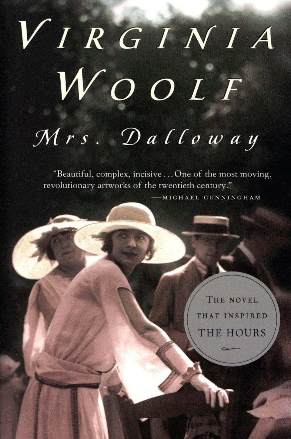 "<p><a href=""https://www.popsugar.com/buy?url=https%3A%2F%2Fwww.amazon.com%2FMrs-Dalloway-Virginia-Woolf%2Fdp%2F0156628708%2Fref%3Dtmm_pap_swatch_0%3F_encoding%3DUTF8%26qid%3D1488934502%26sr%3D1-1&p_name=%3Cb%3EMrs.%20Dalloway%3C%2Fb%3E%20by%20Virginia%20Woolf&retailer=amazon.com&evar1=tres%3Auk&evar9=43250262&evar98=https%3A%2F%2Fwww.popsugar.com%2Flove%2Fphoto-gallery%2F43250262%2Fimage%2F43252274%2FMrs-Dalloway-Virginia-Woolf&list1=books%2Cwomen%2Creading%2Cinternational%20womens%20day%2Cwomens%20history%20month&prop13=api&pdata=1"" class=""link rapid-noclick-resp"" rel=""nofollow noopener"" target=""_blank"" data-ylk=""slk:Mrs. Dalloway by Virginia Woolf""><b>Mrs. Dalloway</b> by Virginia Woolf</a></p>"