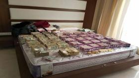 Income Tax Department busts hawala racket of Rs 3,300 crore involving infra firms