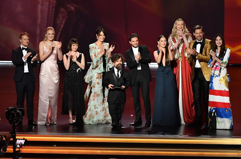 The 2019 Emmys Were—Once Again—So White