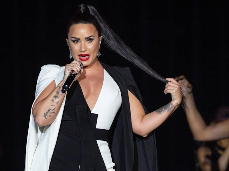 Demi Lovato announces new music is coming for 'loyal' fans