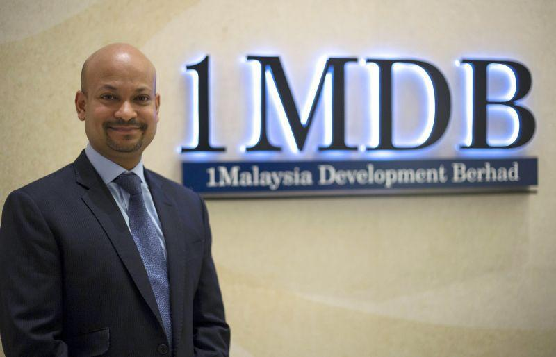 It is believed that Arul Kanda was at the ministry to see Finance Minister Lim Guan Eng. — Reuters pic
