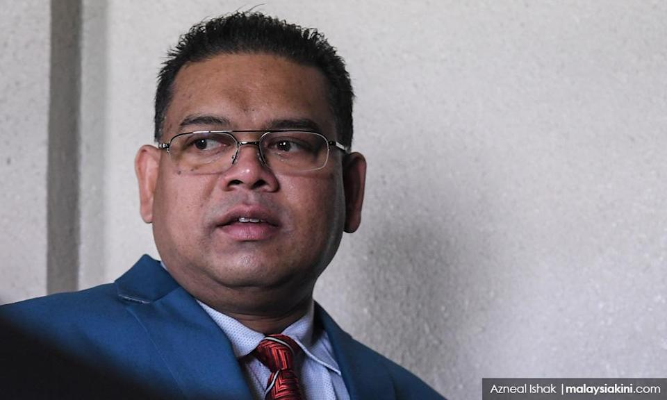 Lokman Adam nabbed for second time under EO