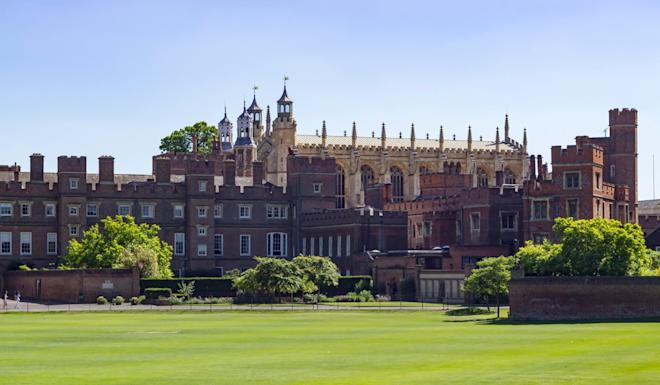 The main UK opposition Labour Party adopted a policy to scrap private schools such as Eton. File photo: Shutterstock