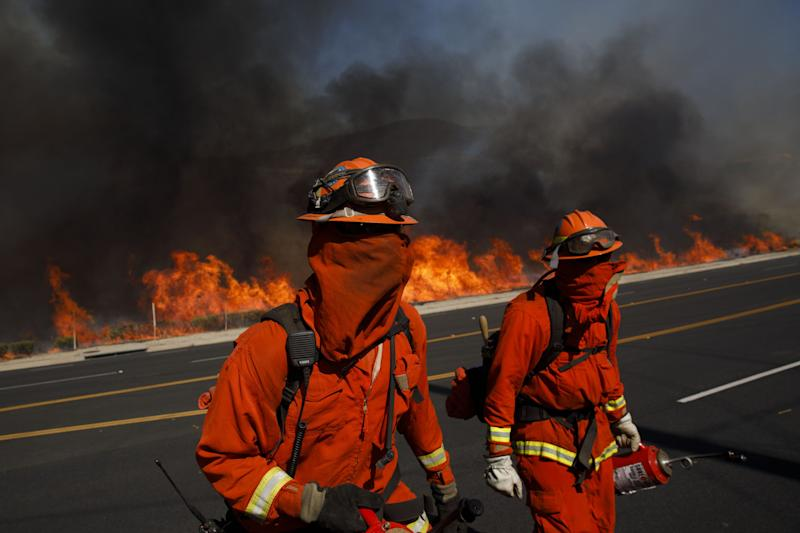 California Fires Disable Phones, Reviving Calls for Backup