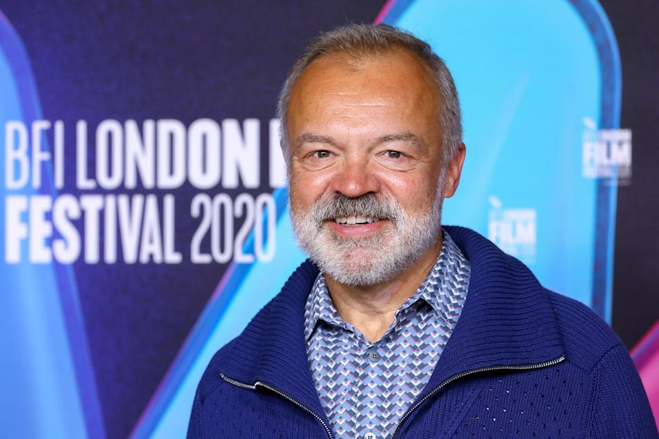 Graham Norton's novel Holding is being adapted for TV. (Photo by Tim P. Whitby/Getty Images for BFI)