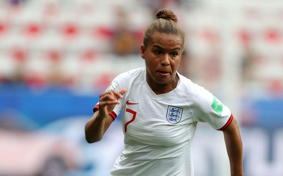 Nikita Parris - Nikita Parris on brink of Women's Super League return with Arsenal leading race for signature - PA