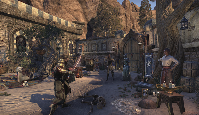 The Elder Scrolls Online' Homestead Update Launches In Early