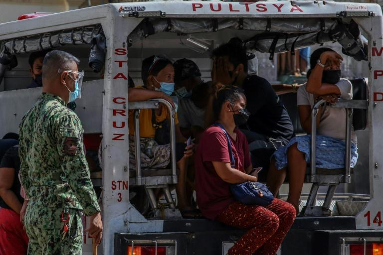 A previous months-long lockdown crippled the Philippine economy, cost millions of jobs and left many households hungry