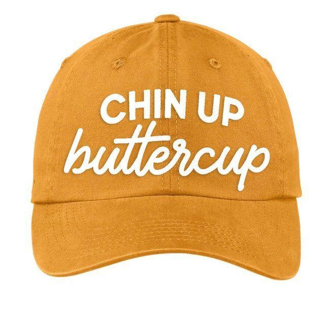"""<p><strong>Frankie Jean</strong></p><p>frankiejean.com</p><p><strong>$29.50</strong></p><p><a href=""""https://www.frankiejean.com/store/p549/chin-up-buttercup-baseball-cap.html#/"""" rel=""""nofollow noopener"""" target=""""_blank"""" data-ylk=""""slk:Shop Now"""" class=""""link rapid-noclick-resp"""">Shop Now</a></p><p>This cute cap comes in 11 fun colors.</p>"""