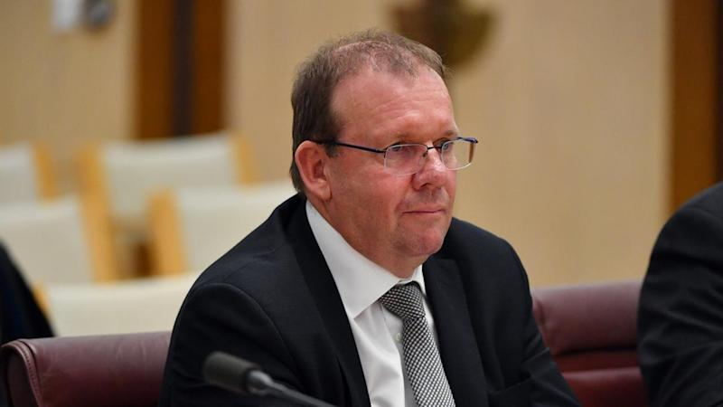 Auditor-General Grant Hehir has appeared at an inquiry into the $100 million sports grants program