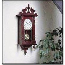 "<div class=""caption-credit""> Photo by: amazon.com</div><b>Out: Clocks.</b> Grandfather clocks, though grand, take up too much space in the age of tiny houses and single-unit living. And wall clocks are more decorative than practical."