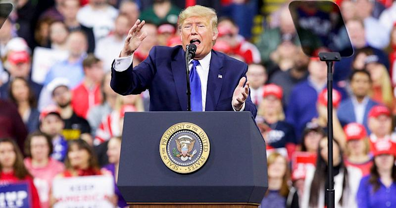 Trump Unleashes Attack On 'New Lightbulbs' — Says They Make You 'Look Orange'