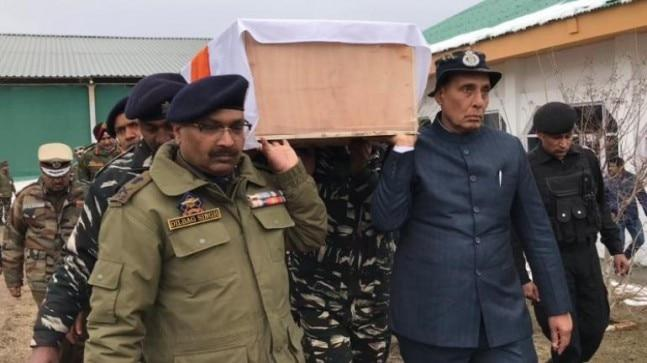 Rajnath Singh told Aaj Tak he would not say how India would respond to the attack in Pulwama, but pointed out that Prime Minister Narendra Modi had said security forces had full freedom. This week India killed the mastermind of the Pulwama bombing and two other terrorists in an encounter.