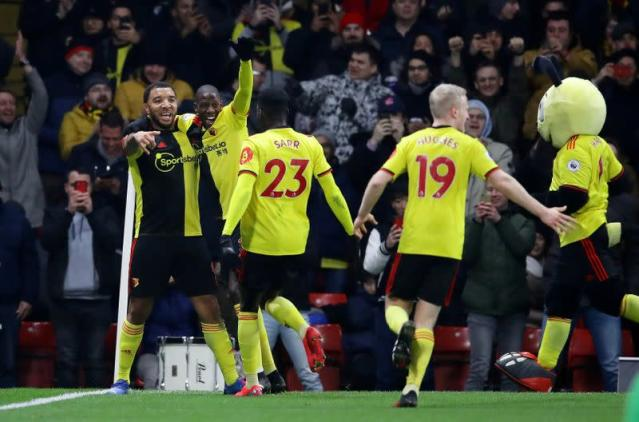 FILE PHOTO: Premier League - Watford v Liverpool