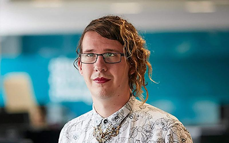 Jess Bradley was the first person to be elected to the full-time paid role as Trans Officer by the National Union of Students (NUS). - TELEMMGLPICT000194674743.jpeg/TELEMMGLPICT000194674743.jpeg