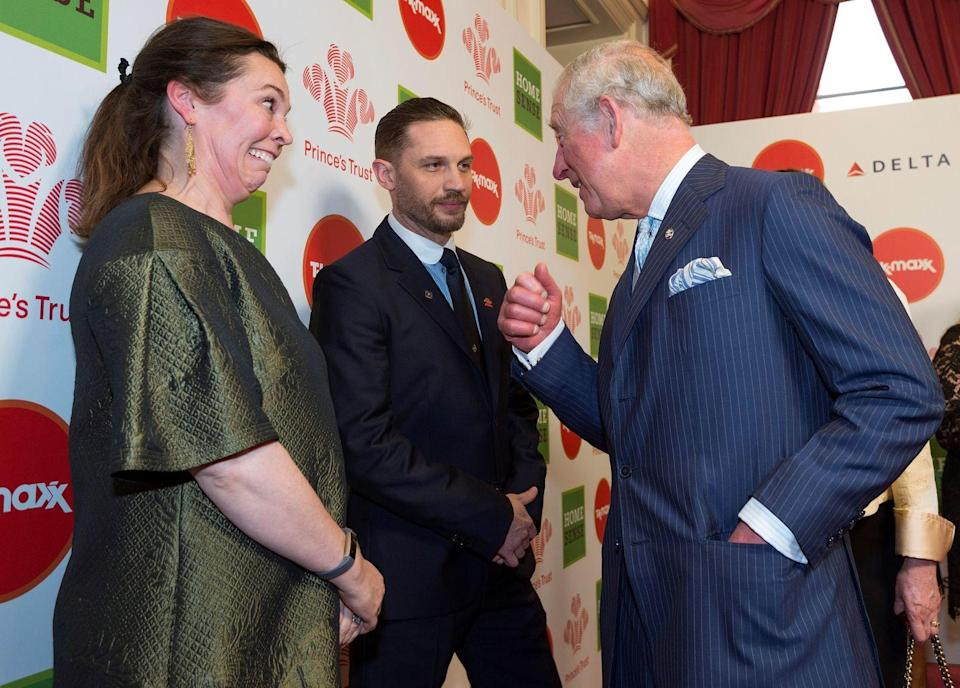 """<p>According to CNN royal correspondent Victoria Arbiter, royals don't mind when a mistake is made. """"It adds a bit of humor and it gives them something to enjoy and talk about,"""" she told <a href=""""https://www.insider.com/how-to-greet-a-royal-2017-12#dont-ask-for-a-selfie-4"""" rel=""""nofollow noopener"""" target=""""_blank"""" data-ylk=""""slk:Insider"""" class=""""link rapid-noclick-resp""""><em>Insider</em></a>. But there's a fine line between a case of nerves and being a goof. It's best to try to remain demure, as you wouldn't want the royals to think you were making fun of them. </p>"""