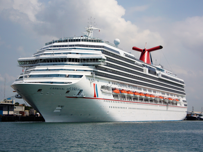 Carnival Cruise Line Reroutes Ships To Keep People Safe - How safe are cruise ships
