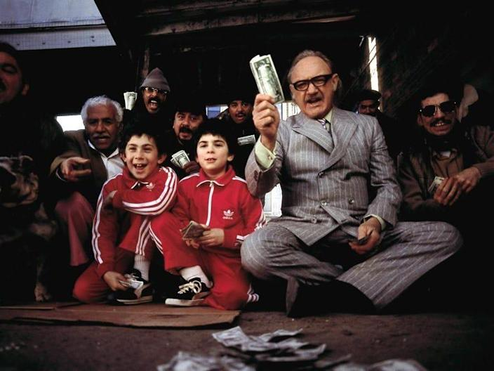 The Royal Tenenbaums Touchstone Pictures
