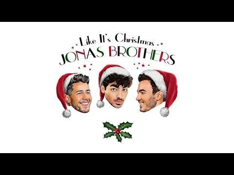 "<p>The Jonas Brothers have a Christmas song, you ask? Why yes, they do! Released in 2019, 'Like It's Christmas' is very catchy and clearly many agree as the song reached number one on the US Billboard charts in 2019.</p><p><a href=""https://www.youtube.com/watch?v=d_Bb8wRx_T4"" rel=""nofollow noopener"" target=""_blank"" data-ylk=""slk:See the original post on Youtube"" class=""link rapid-noclick-resp"">See the original post on Youtube</a></p>"