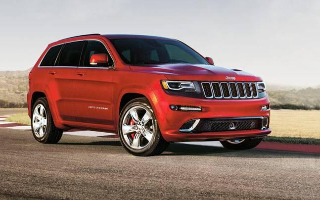 Jeep reveals Grand Cherokee Trackhawk powered by 6.2-litre V8 from the Hellcat
